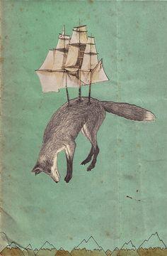 foxship 2 - inga birgisdottir