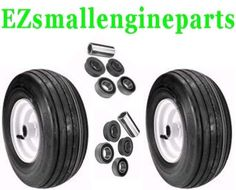 SAVE! 2 Pk Wheel Assy WITH BEARINGS for Dixie Chopper 97166, 13 x 650 x 6, 9573 $146.99 with #FREESHIPPING in our EZsmallengineparts Ebay Store!