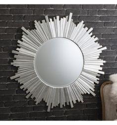 Hetti Round Mirror 100 cm