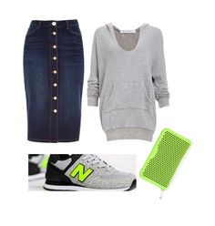 One Denim Skirt Four Awesome Everyday Looks! - Mimi G Style