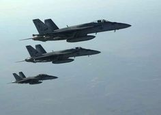 Airstrikes In Syria Reportedly Kill At Least 14 ISIS Fighters