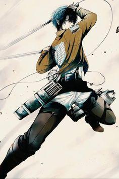 Hak❤ attack on titan crossover