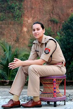 Assam's First Female IPS Officer Is The Most Badass Indian Woman We Know Of
