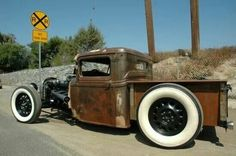 '34 Ford Truck #RatRod