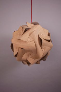 Wood veneer pendant light shade twist twists search and another veneer pendant mozeypictures Images