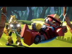 ANGRY BIRDS TRANSFORMERS – Cinematic Trailer - YouTube