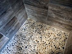 Top 60 Best Bathroom Floor Design Ideas - Luxury Tile Flooring Inspiration Grey Bathroom Floor, Best Bathroom Flooring, Stone Bathroom, Tile Flooring, Floors, Chevron Tile Pattern, Tile Patterns, Carpet Design, Floor Design