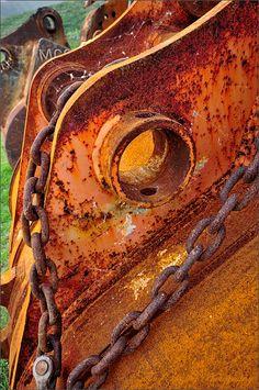 """""""Steel Steed - SKB 1"""" rust buckets photo by Tony Hadley"""