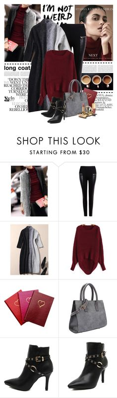 """Shop - Shein"" by yexyka ❤ liked on Polyvore featuring Oris, No Tomorrow, Sloane Stationery and Dolce&Gabbana"