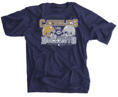 Catholics Vs Classless Bucknuts Shirt Notre Dame vs by SportsCrack