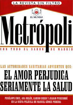 METRÓPOLI: dos décadas de imaginación | Especiales | elmundo.es