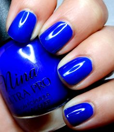 Imperfectly Painted: Top 20 of 2012 Part 3- Nina Ultra Pro Cobalt
