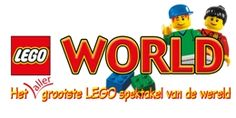 logo lego world