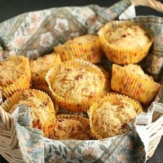 Bacon, Onion and Cheddar Corn Muffins  WJS