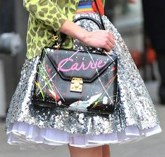 The Carrie Diaries: #bag