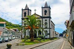 Lajes Church - Pico Island - The Azores | Portugal