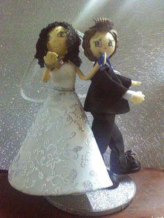Recuerdos de boda lindos centros de mesa  hechos por creaciones de Susan