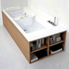 die besten 25 badewanne ablage ideen auf pinterest ablage dusche freistehende k chenschr nke. Black Bedroom Furniture Sets. Home Design Ideas