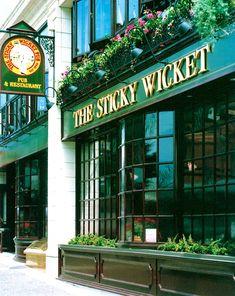 The Sticky Wicket, Victoria, BC, Canada