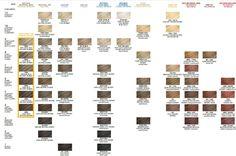 Clairol professional creme soy4plex color shade chart hair