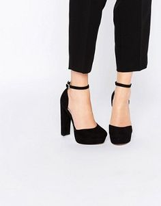 ASOS - PHOTOBOX - Scarpe con plateau