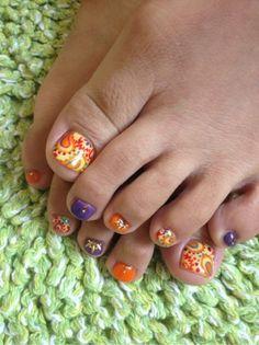 Special foot nail No.6 ♫
