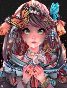 Butterfly by Naussi on DeviantArt