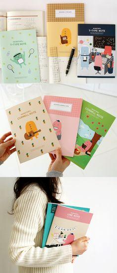 Monster Notebook Set