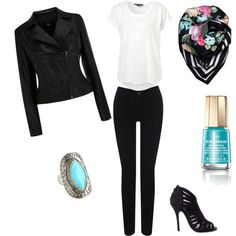 Glam Rock style
