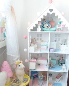 #diy #handmade #home #mouse #dollhouse #kidsroom #toys #maileg #heico