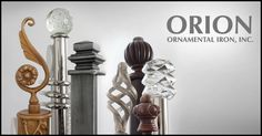 At Orion, we like to meet your every decorating need. That's why we offer so many finishes for you to choose from. Window Hardware, Drapery Hardware, Sconces, Wall Lights, Meet, Windows, Decorating, Lighting, Beautiful