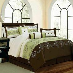 Lily 7 Piece Comforter Set
