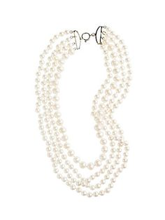 #pearls are a timeless way to add a ladylike touch to any ensemble #JCrew