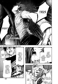 Tokyo Ghoul - Read Tokyo Ghoul Manga 42 Stream 2 Edition 1 Page online for free at MangaPark Read Tokyo Ghoul, Tokyo Ghoul Manga, Manga Pages, Kaneki, Manga To Read, Reading, Anime, Guilty Pleasure, Fictional Characters