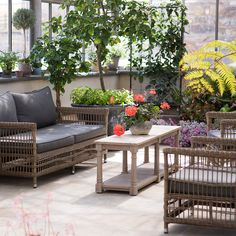 A practical piece for indoors and out, this spacious bench is made from durable…
