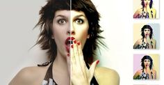 multicoloured 70 Of The Best Photoshop Actions For Enhancing Photos