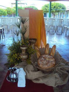 Resultado de imagem para semana santa 2018 espaço liturgicos