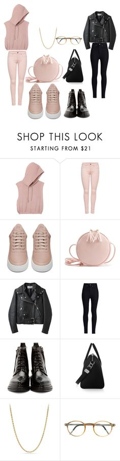 """BFF  OUTFIT"" by janeacook ❤ liked on Polyvore featuring RVCA, Filling Pieces, Acne Studios, Rodarte, Givenchy, David Yurman and Lindberg"