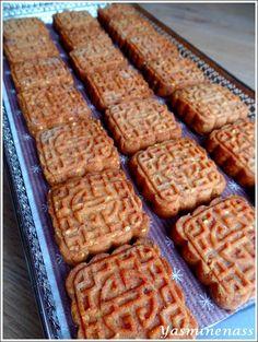 Mooncakes aux dattes et sésames - A l'orée des douceurs