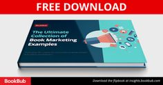 Download the Ultimate Collection of Book Marketing Examples