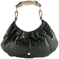 Yves Saint Laurent Vincennes Hobo Handbag