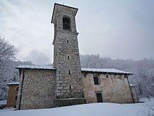 Chiesa di San Defendente, Roncola (Bergamo, Italia)