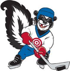 Image result for skunk mascot