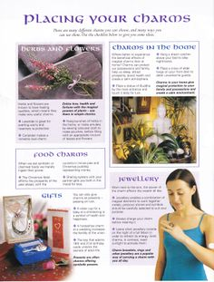 Magick Spells: Placing Your #Charms.