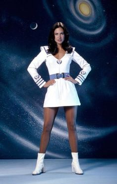 Erin Gray in TV series, Buck Rogers in the 25th Century (1979)