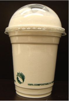 Cold Cup compostable