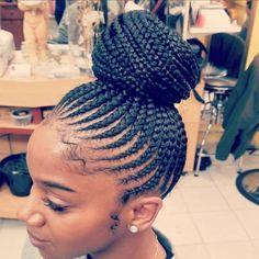 feedin braids #AfricanBraids