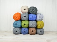 Stylecraft Special DK - Grey Blanket Colour Pack | Colour Packs | Knitting Yarn & Wool | Deramores