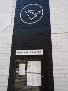 Paper Plane Speakeasy, Decatur, GA