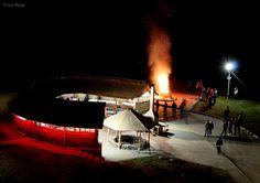 Campfire - Pestera Hotel